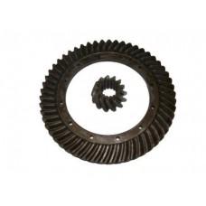 Koło talerzowe z kołem atakującym 53/13z do Zetor 59112533 Skropol