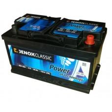 Akumulator JENOX 12V 80Ah 700A Classic