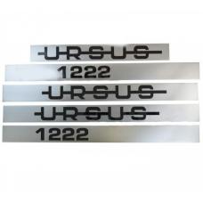 Komplet emblematów u-1222 875051222 Produkt krajowy