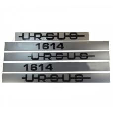 Komplet emblematów u-1614 875051614 Produkt krajowy