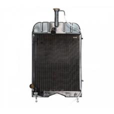 Chłodnica wody 3-rzędowa miedziana, mocowanie dolne do MF-3 1660654M92-T Panoto
