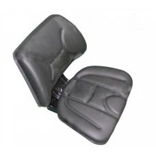 Siedzenie amortyzowane dwuczęściowe czarne do C-330, C-360 50671060, ECO-103 Akkomsan