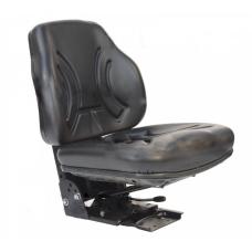 Siedzenie amortyzowane dwuczęściowe czarne do C-330, C-360 50671060, ECO-11145 Akkomsan