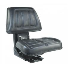 Siedzenie amortyzowane dwuczęściowe czarne do C-330, C-360 50671060 Slovax