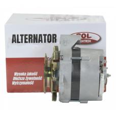 Alternator 14V, 55A, Zetor 59115740-T, 9516061 POL Elektrik