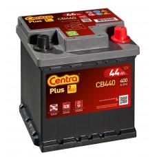 Akumulator CENTRA 12V 44Ah 400A