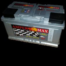 Akumulator AMPER MAX 12V 85Ah 780A Silver