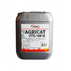 Olej hydrauliczno przekładniowy AGROL / UTTO 10W30 10L (Uniwersalny) Oryginał Rafineria w Jaśle