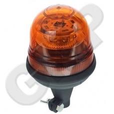 Lampa Ostrzegawcza / Błyskowa LED 12V / 24V 3 funkcje świecenia WYSOKA JAKOŚĆ