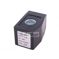 Cewka elektrozaworu 16 mm 30W 24V DC