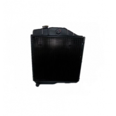 Chłodnica wody 4-rzędowa CZ-10 do Zetor 72011312-T Panoto