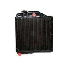 Chłodnica wody 5-rzędowa CZ-10 do Zetor 72011312-T KALE Oto Radyator