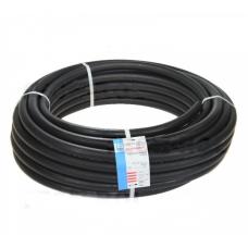 Wąż gumowy olejoodporny do benzyny oleju fi-14mm 10 bar 1 mb Fagumit