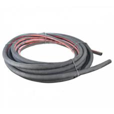 Wąż gumowy do środków ochrony roślin fi-20mm 40 bar 1 mb Fagumit