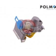 Złącze powietrza miękkie z zaworem żółte dwuobwodowe 16x1.5 POLMO