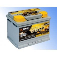 Akumulator JENOX 12V 63Ah 630A GOLD