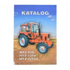 Katalog części MTZ 82A, 82SA, 82TSA Pronar MTZ-82/82-TS