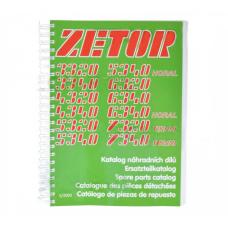 Katalog części Zetor UR1 3320-7340 222212376 Zetor Oryginał