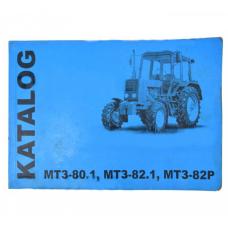 Katalog części MTZ-82; Modele: MTZ 80.1, 82.1, 82P