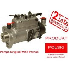 Pompa wtryskowa paliwa MF4 MF-4 Perkins 4 cyl. 4512 NOWA POLSKA WSK