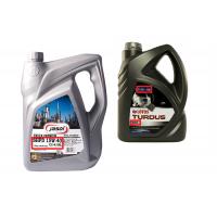 Olej silnikowy SHPD 15W/40 5L odpowiednik Olej Turdus Jasol