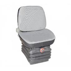 Siedzenie amortyzowane niskie oparcie materiał do MTZ80/82 80W-680000 APARTS