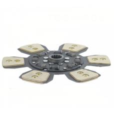 Tarcza sprzęgła ceramiczna z odprężeniem do MTZ82/82TS 801601130, T-91 Komfort