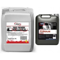 Olej silnikowy 15w40 SHPD 10L odpowiednik Olej Turdus