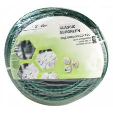 """Wąż ogrodowy Classic Ecogreen fi-1/2"""" opakowanie 20 metrów Agaplast"""