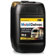Olej silnikowy Mobil 1 Delvac XHP Extra 10W40 - 20L