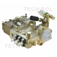 Pompa wtryskowa do Zetor 3-cylindrowy PP3M 85K 1e-3143 , 50010883 Motorpal