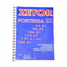 Katalog części ZETOR Forterra 8641-12441 222212474 Zetor Oryginał